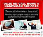 OLLIE ON CALL HOME & HANDYMAN SERVICES