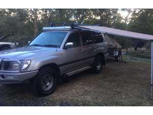 TOYOTA LANDCRUISER ZJ