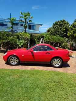 Electric hardtop roof.   Receipts in glovebox - cost $98,000. .   97,000kms, like showroo...