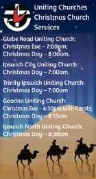 Uniting Churches Christmas Church Services