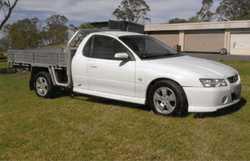 Holden Commodore Ute 2005 VZ SPak,  auto,  cruise,  a/c,  elec windows, ...