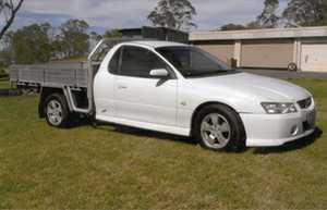Holden Commodore Ute 2005 VZ SPak