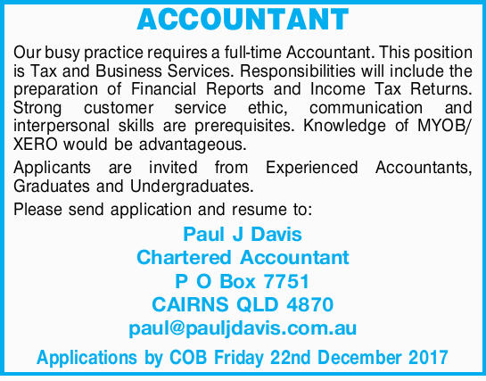 ACCOUNTANT