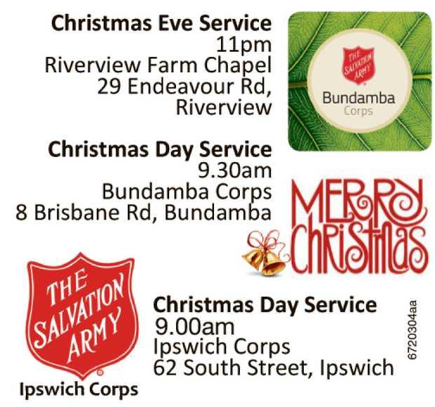 Christmas Eve Service   11pm   Riverview Farm Chapel   29 Endeavour Rd,   Rivervi...