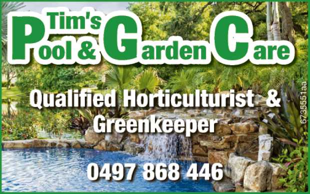Qualified Horticulturist & Greenkeeper