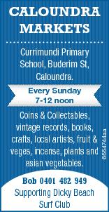 CALOUNDRA MARKETS Currimundi Primary School, Buderim St, Caloundra. Coins & Collectables, vintag...