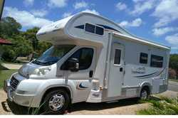 JAYCO Conquest Fiat Ducato 2010, 2 years Warranty, auto, 6 berth, 68,500kms, 6mths rego, RWC, all...