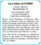 Leo John ALFORD