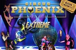 PHOENIX EXTREME PRODUCTIONS IS PROUD TO PRESENT  A thrilling and spellbinding show gathering all ele...