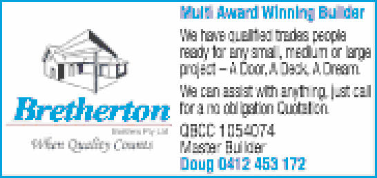 Multi Award Winning Builder