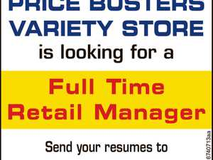 PRICE BUSTERS VARIETY STORE