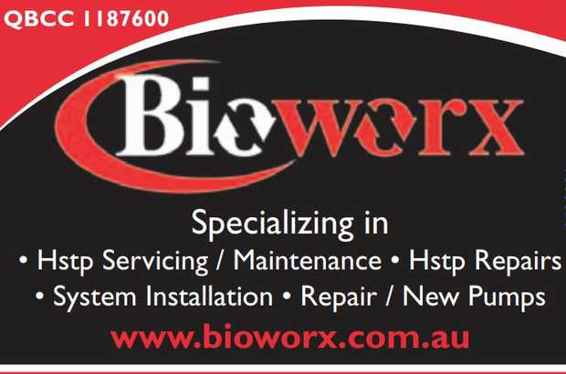 Specializing in   • Hstp Servicing / Maintenance   • Hstp Repairs • System...