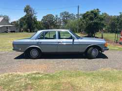 Mercedes 1980 280E