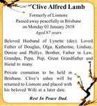 Clive Alfred Lamb