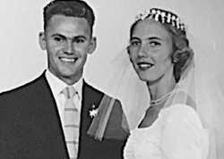 Congratulations on your 60th Wedding Anniversary. So many wonderful experiences and friendships to e...