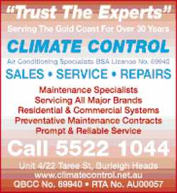 Serving The Gold Coast For Over 30 Years