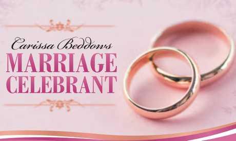 <p> Carissa Beddows </p> <p> Marriage Celebrant </p> <p> Phone: 0488024582<br /> </p>