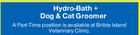 Hydro-Bath + Dog & Cat Groomer