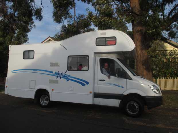 4 Berth, Includes toilet & shower.