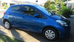 My loss is your gain - you will love this car!  This beautiful Caribbean Blue MY 2012 Toyota Yaris h...