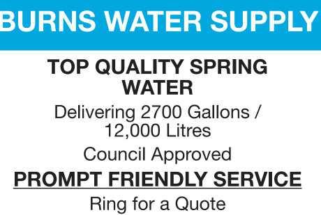 "<p align=""LEFT"" dir=""LTR""> <span lang=""EN-AU"">Top Quality Spring Water...</span></p>"