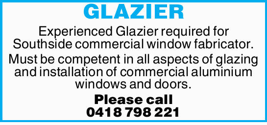 GLAZIER 