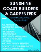 SUNSHINE COAST BUILDERS & CARPENTERS