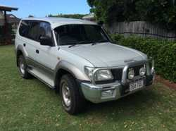 DIESEL 3 litre, 5 seater, automatic, 240,000 kms. Very neat, excellent condition.  Bull bar, spot li...
