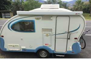 Storage Wanted for Small Caravan
