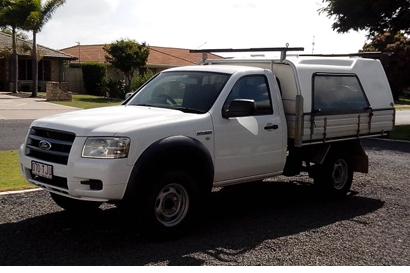 FORD RANGER PJ model, 2008, man, 4 x 2, Hi Rider, diesel, 135,000 kms, VGC, rego, $13,200 ono. Ph...