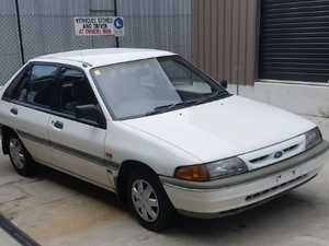 FORD LASER HATCH GL AUTO