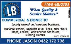 'When Quality & Service Matters!' COMMERCIAL & DOMESTIC 6704266aa Free Quotes Locall...