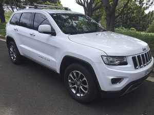 Jeep Grand Cherokee Limited Diesal
