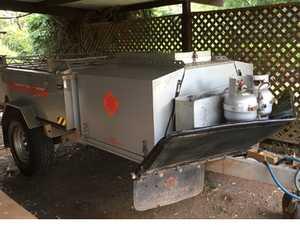PLATINUM Kimberley camper trailer
