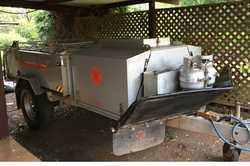 PLATINUM Kimberley camper trailer,  2006,  73L auto fridge,  2 gas bottles, ...