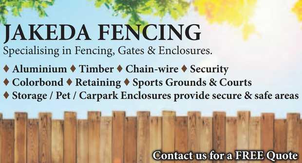 Specialising in Fencing, Gates & Enclosures    Aluminium   Timber   Chain Wi...