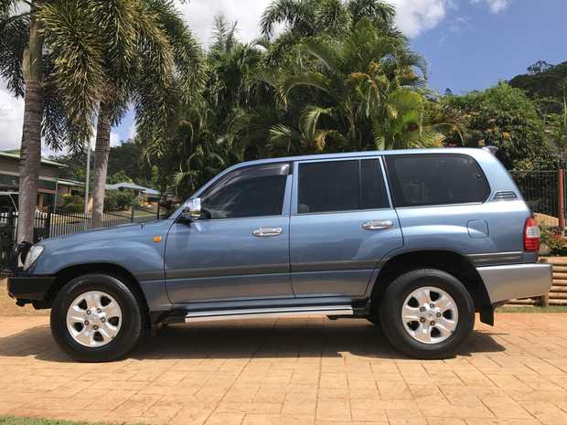 TOYOTA LANDCRUISER V8 2007, Excellent cond, never been off road. Full service history, Auto, petr...