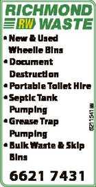 Richmond Waste Services
