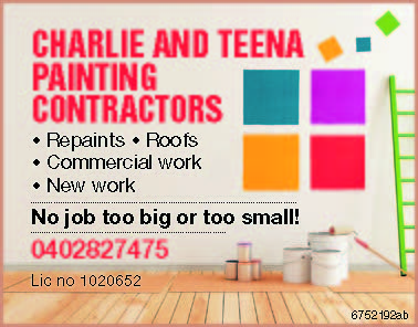 CHARLIE AND TEENA PAINTING CONTRACTORS