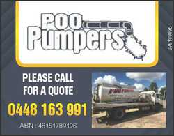 Please call for a quote