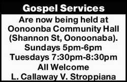Gospel Services