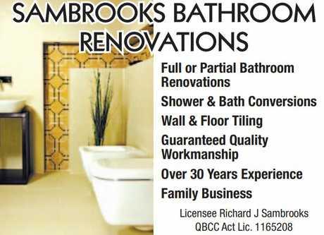 "<p align=""LEFT"" dir=""LTR""> <span lang=""EN-AU"">Full or Partial Bathroom Renovations </span> </p>"