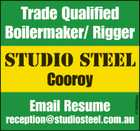 Trade Qualified Boilermaker/ Rigger