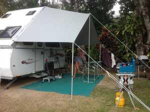 Hard Shell Camper Trailer for sale