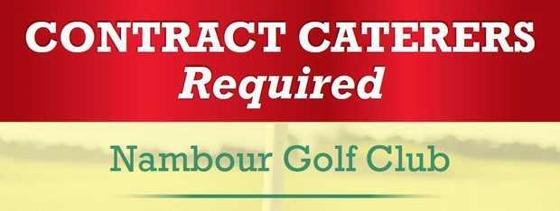 Contract Caterers Required