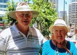 John & Maureen Newton 60 years of marriage CONGRATULATIONS mum & dad all our love Wendy Jason & Davi...