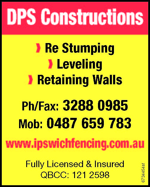 DPS Constructions