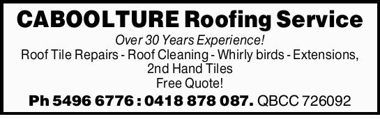 Over 30 Years Experience!