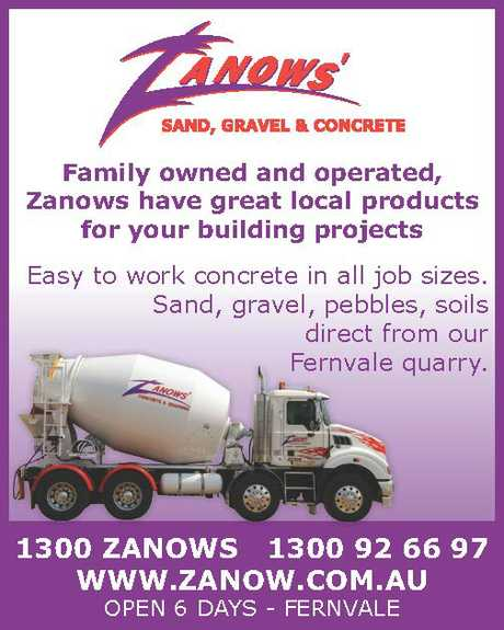 <p> Family owned and operated, Zanows have great local products for your building...