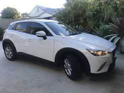 MAZDA cx3 MAXX